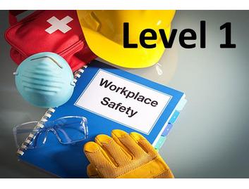 RQF - Health & Safety Level 1