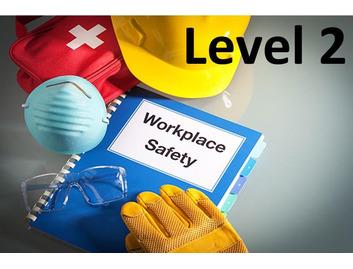 RQF - Health & Safety Level 2