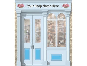 Sweet Shop 2130mm Wide