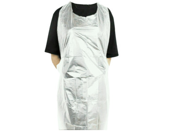 01A Heavy Duty Aprons Box of 250 (VAT Exempt)