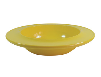 012D Dish/Bowl Yellow