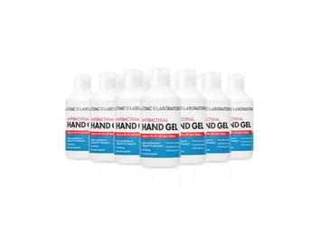 Zidac 70% Antibac Hand Gel 100ml Bottle x12