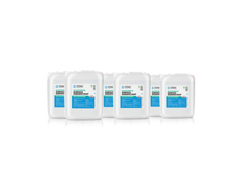 Zidac Multipurpose Surface Disinfectant 5tr Jerry Can x6