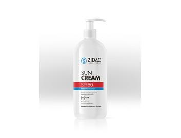 Zidac Sun Milk SPF 50 500ml (Pack of 12)