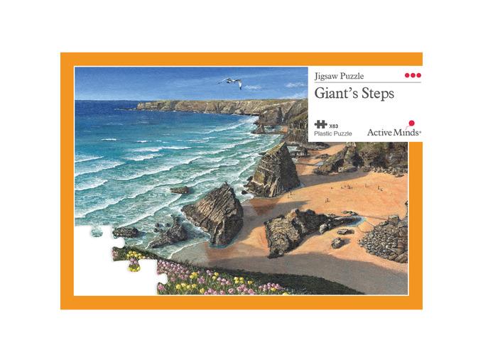 019A 63 Piece Jigsaw Giant's Steps