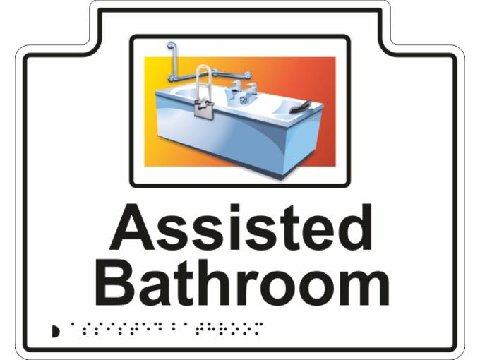 Z-Assisted Bathroom