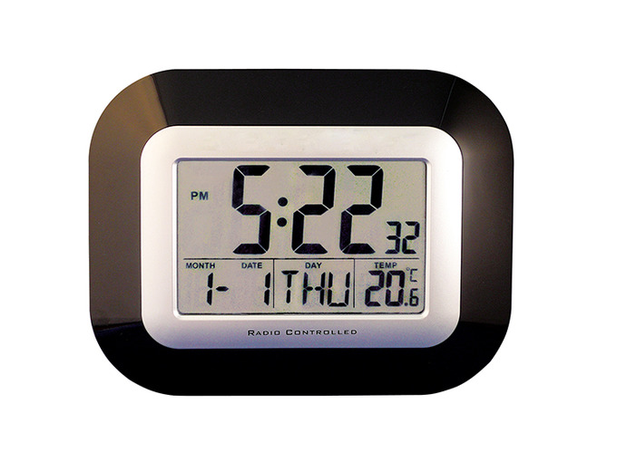 Electronic & Digital Calendar Day Clocks for the Elderly & Dementia