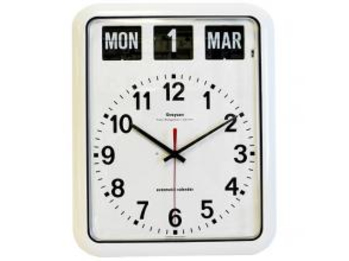 Digital Wall and Calendar 'Dementia and Alzheimer's' Clock