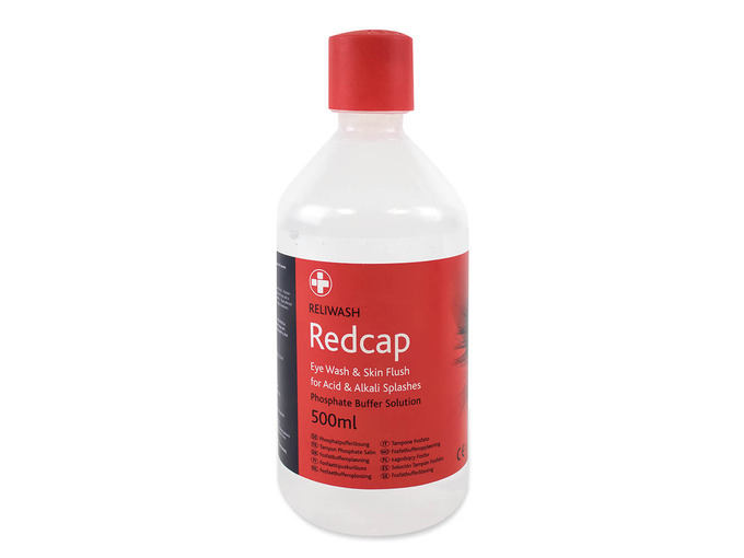10 x Reliwash Redcap 500ml Bottle