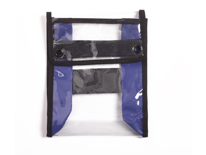 Blue Medical Pouch