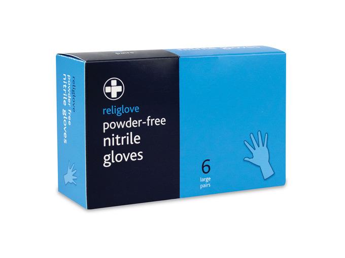 Nitrile Glove Dispenser