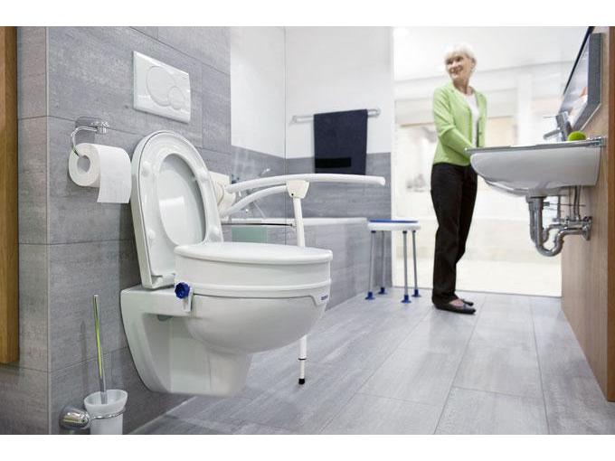 T Aquatec toilet seat raiser 90