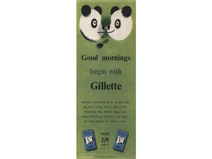 Good Mornings Begin With Gillette (BATH025)