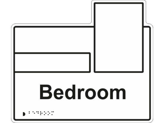 Z-Bedroom Sign Type1