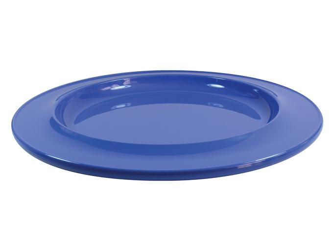 "007D 10"" Dinner Plate Blue"