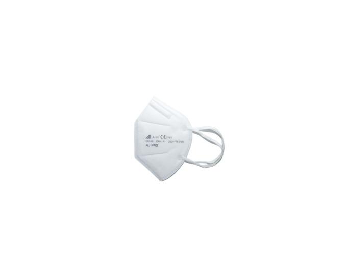 AJ Pro FFP2 fold-flat face mask without valve (Box of 50)