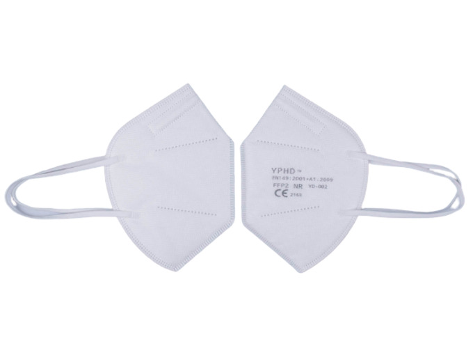 FFP2 Flat Fold Mask with Earloop
