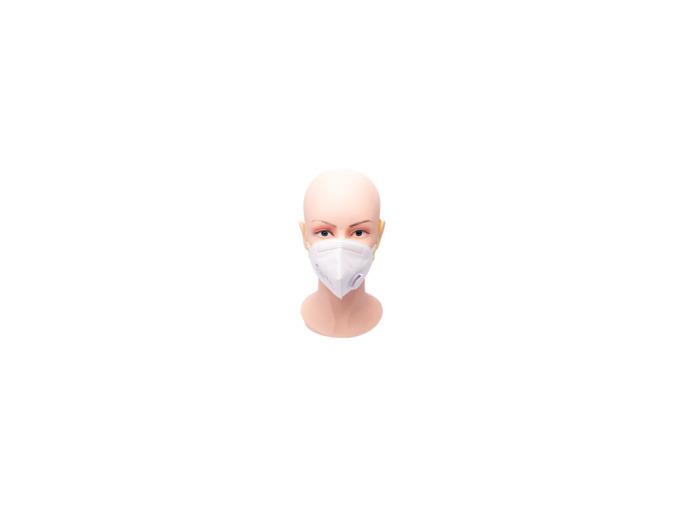 AJ Pro FFP3 respirator fold flat face mask without valve