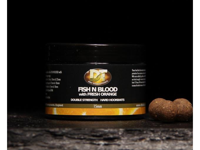 FISH BLOOD AND ORANGE 15MM