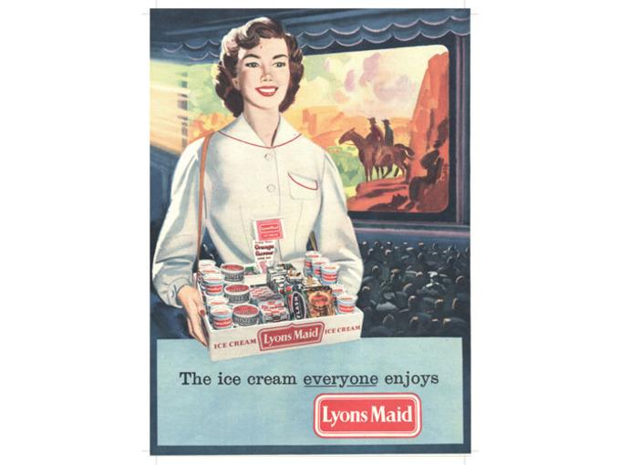 Lyon's Maid Ice Cream (FO044)