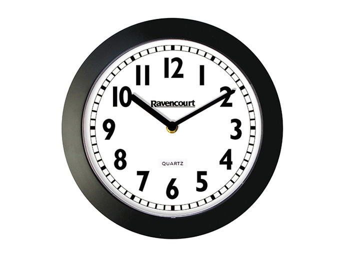 Extra Large Quartz Wall Clock - 60cm/24""