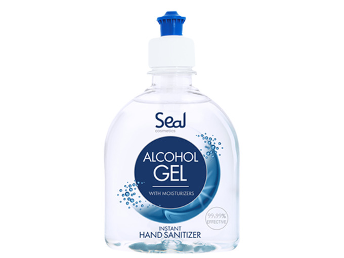 Seal Hand Sanitiser 70% Alcohol 300ml