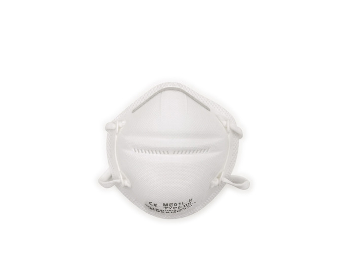 DreamCan Type IIR Unvalved Respirator Large