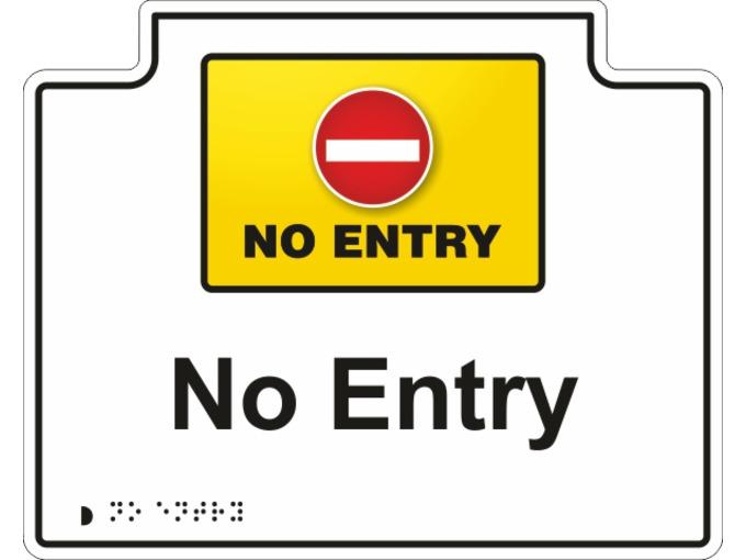 Z-No Entry