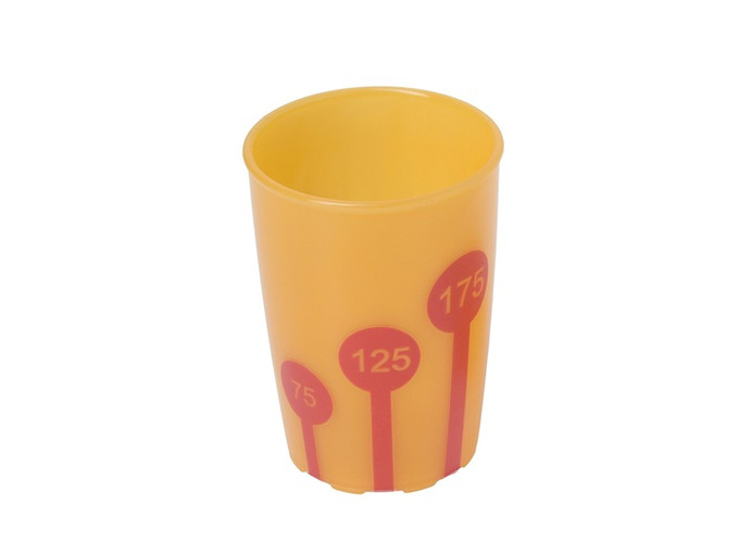 201D Non-Slip Cup with Scale