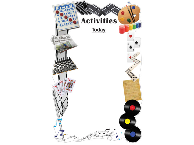 Activity Board (Daily)