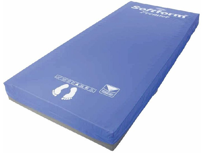 S4 Softform Premier Original Mattress - L200 W88 x H15.2cm