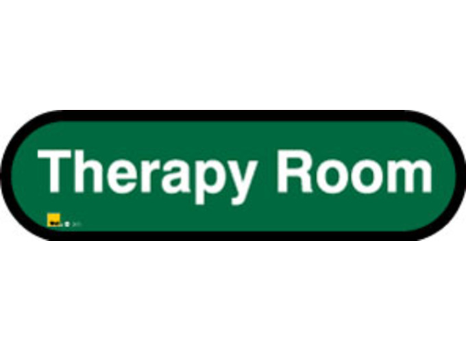 Therapy Room Sign