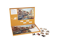 017A 63 Piece Jigsaw Burano Island