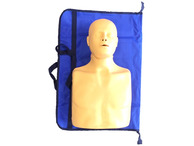 Practi-MAN CPR Advanced manikin - dual adult and child - with bag