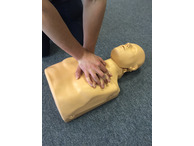Practi-MAN CPR Advanced manikin - dual adult and child - no bag
