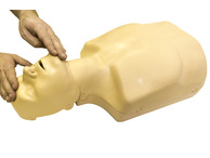 Practi-Man CPR manikin - dual adult and child - no bag
