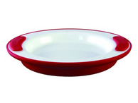 Keep Warm Plate - Red