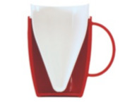 101D Mug with Internal Cone