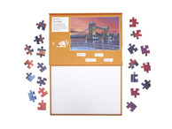 018A 63 Piece Jigsaw City Dusk
