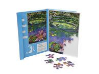 011A 24 Piece Jigsaw Lilypond