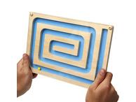 202A Spiral Maze