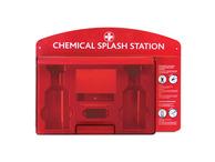 Chemical Splash Station - empty