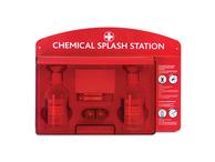Chemical Splash Station