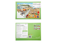 014A 35 Piece Jigsaw Seaside Nostalgia