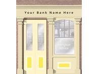 Bank 2130mm Wide