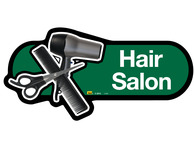 Hair Salon Sign