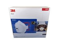 3M FFP3 9332+ Valved Respirator