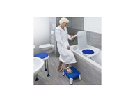 Aquatec Orca with Reclining Backrest and White Covers