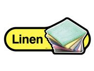 Linen Sign