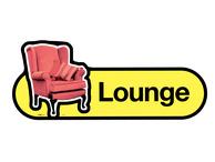 Lounge Sign